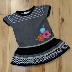 Hanna Andersson sweater dress - size 2-3T (90)